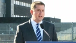 Scheer makes big campaign promise in N.B.