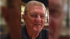 Police said James Kirkhope, 86, lives with dementia. (Supplied photo.)