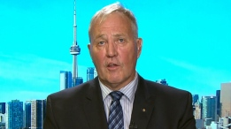 Liberal candidate Bill Blair. (CTV News)