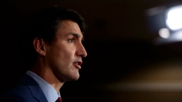 Liberal Leader Justin Trudeau speaks during an announcement in Toronto on Friday, Sept. 20, 2019. THE CANADIAN PRESS/Sean Kilpatrick
