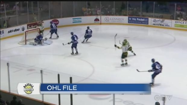 2019-2020 OHL hockey season begins