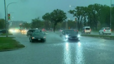 Severe storm wreaks havoc across Winnipeg