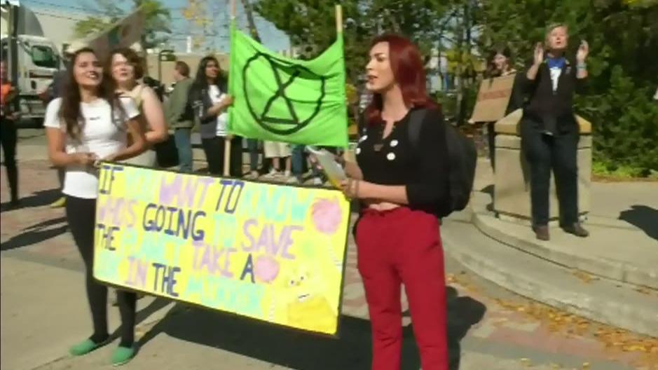 Global Climate Strike comes to Saskatoon