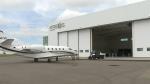 New hangar at YQR