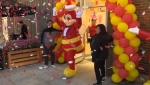 Fans of Jollibee crowd new Calgary location