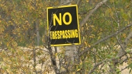 Trespassing law raises questions
