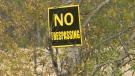 Trespassing law raises questions