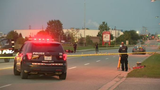 Charges likely to be laid after motorcyclist struck in Brantford