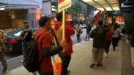 hotel workers continue strike