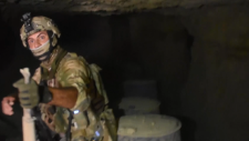 Iraqi forces clearing out ISIS hideouts