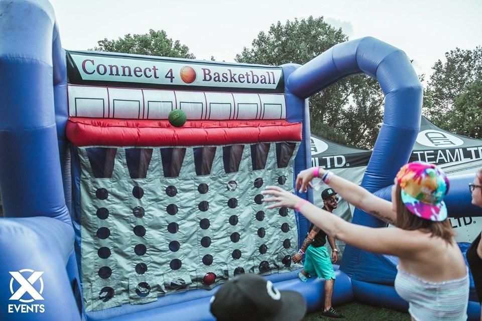 Fun fair at Nipissing University