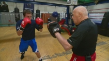 The oldest active boxing trainer in the world has passed away at 100. Abe Pervin was training as recently as five years ago and leaves behind a legend not soon replicated.
