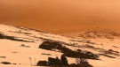 This is not Mars, but Australia