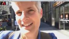 Lisa Helps in New York City