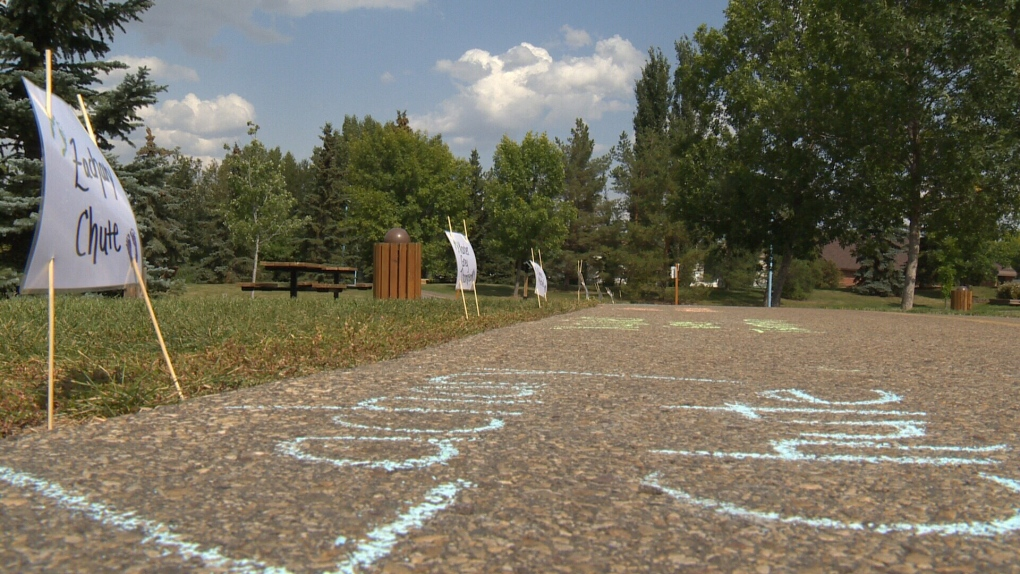 'It's a very unique and often isolating experience': Sunday walk to commemorate children who have passed