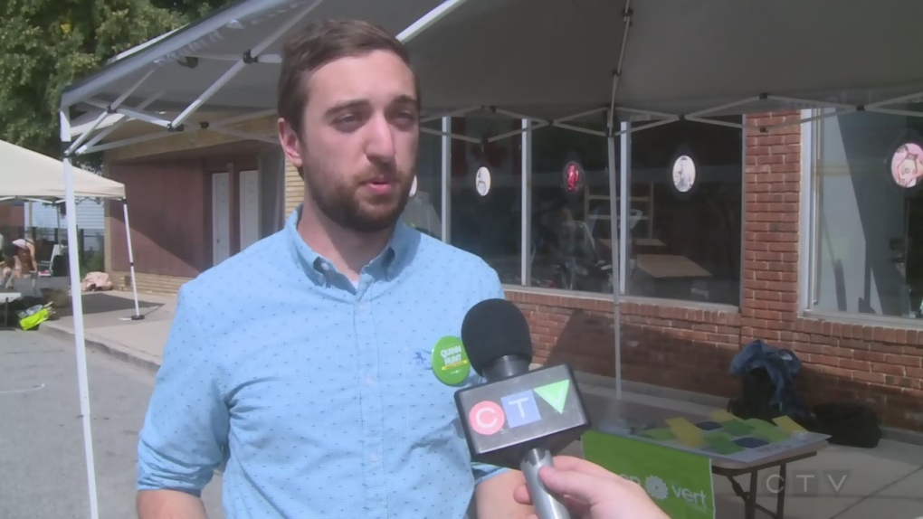 Local Green Party candidate makes open apology