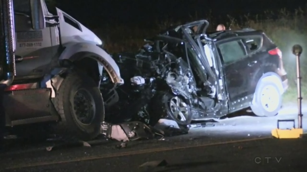 Police update fatal crash in Bradford