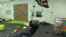 Autism Foundation opens sensory rooms
