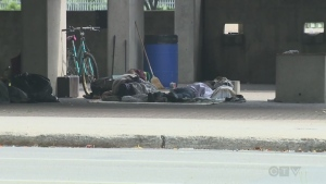 After a string of deaths in the city's homeless community, advocates are calling for desperately needed resources.