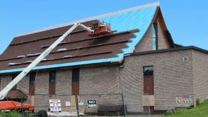 Ottawa area rebuilding after tornadoes