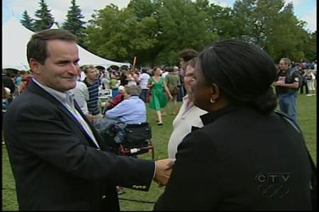 Political analyst Jean Lapierre (Aug. 30, 2009)