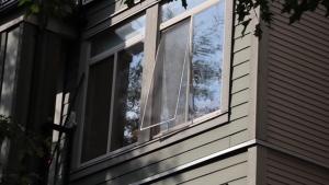 Child fall window Surrey