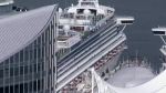 30,000 cruise ship passengers visiting this weeken
