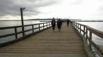 Work still needed on White Rock pier