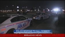 White Oaks Mall Robbery