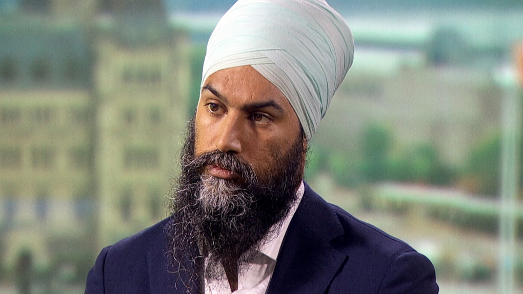 Despite Trudeau doing brownface, Singh hasn't ruled out working with Liberals in minority scenario
