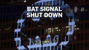 'Bat Signal' shut down in Montreal