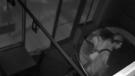 Caught on cam: Burglar's botched break-in