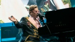 Now a year into his 300-date Farewell Yellow Brick Road Tour, Sir Elton John played the first of three shows in Vancouver Saturday night, giving fans all the spectacle they would expect on a farewell tour. (Photos by Anil Sharma/CTV News Vancouver)