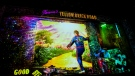 Sir Elton John, now a year into his 300-date Farwell Yellow Brick Road Tour, played the first of 3 shows in Vancouver on Saturday night.
