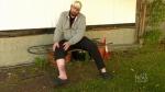 Calgary man injured on sidewalk
