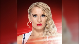 """Lacey Evans, known by fans as the """"Sassy Southern Belle,"""" is an American professional wrestler signed to the WWE. (Source: Facebook / Lacey Evans)"""