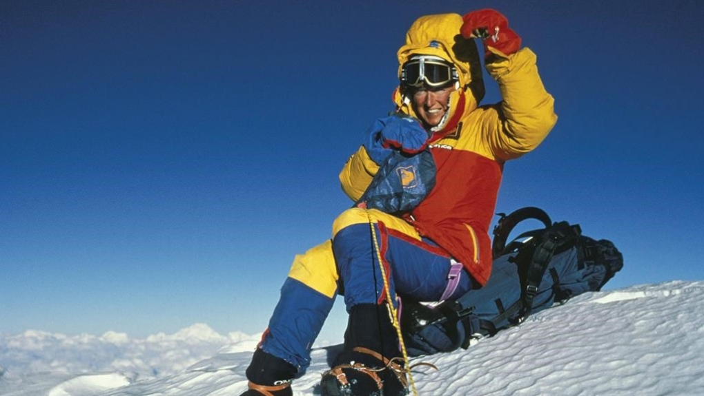 'Everest has not gone away:' Sharon Wood tells story of historic summit in book
