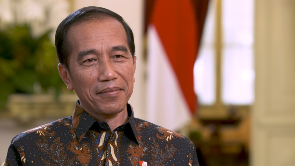 Indonesia's president postpones vote to criminalize sex outside marriage