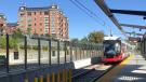Ottawa LRT running