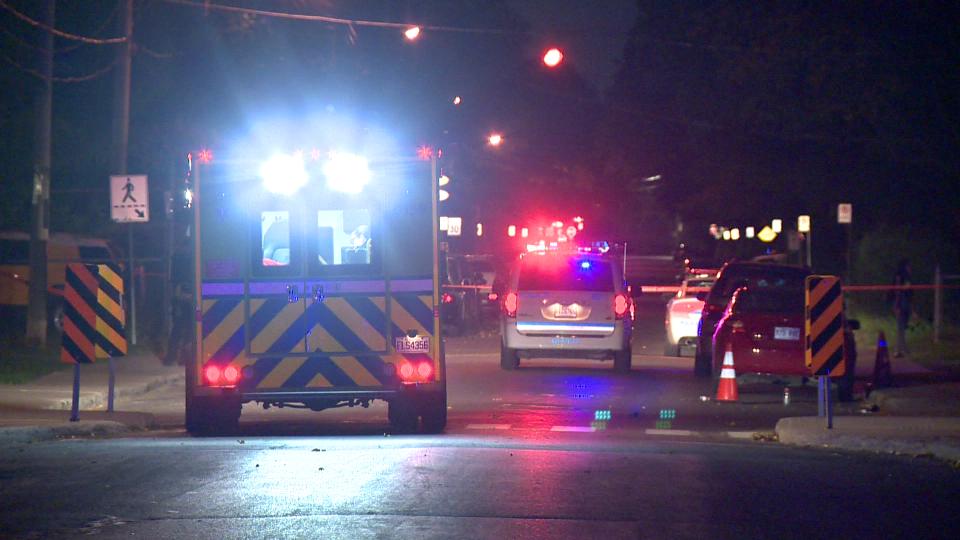 ambulance, police, montreal