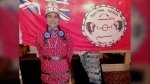 Falon Manywounds was named the Calgary Stampede's 2020 First Nations Princess (Calgary Stampede)