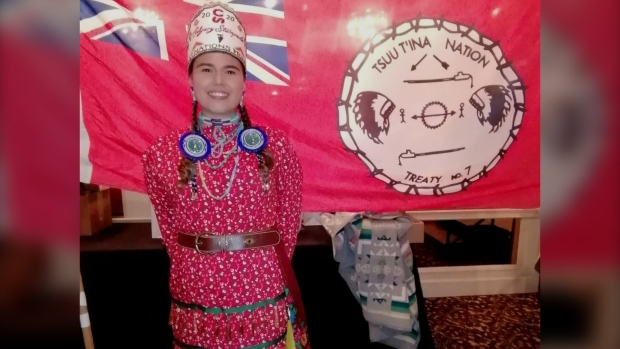 Tsuut Ina Woman Crowned 2020 Calgary Stampede First