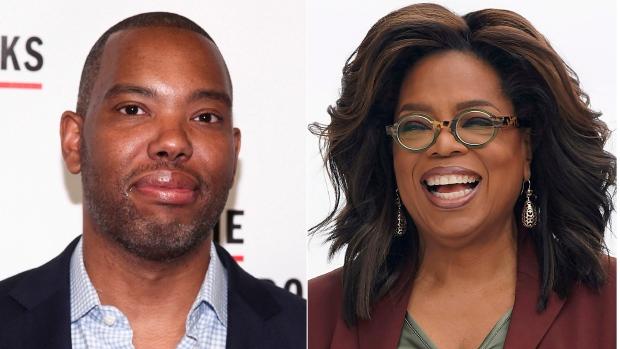 Ta-Nehisi Coates and Oprah