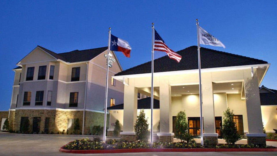 Homewood Suites in Beaumont, Texas. (source: Homewood Suites-Beaumont)