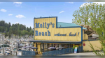 Molly's Reach, the iconic restaurant from hit comedy show 'The Beachcombers,' is up for sale. (Grant Marshall, Sutton West Coast Realty)