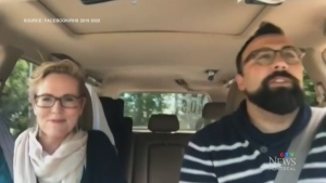 Trending: Karaoke carpool: Canadian edition
