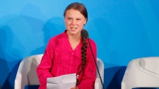 Greta Thunberg at Climate Action Summit