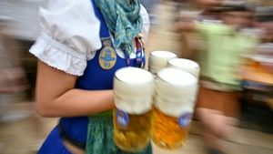 As the Oktoberfest beer festival kicks off, a German court has ruled that hangovers are an illness. AFP