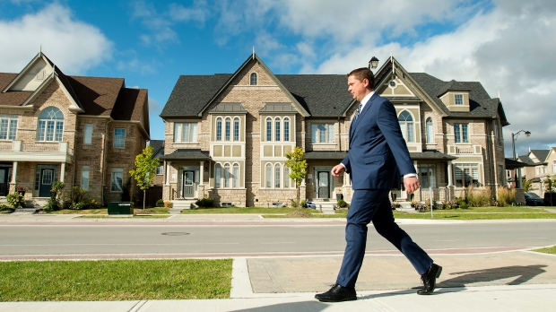 Scheer pledges to allow longer mortgages, remove 'stress test' for renewals - CTV News