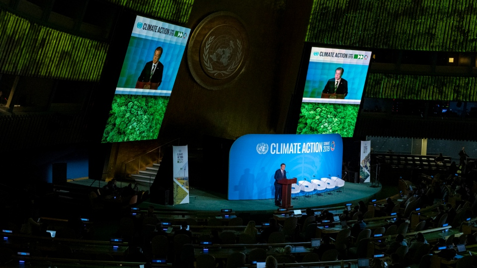 UN Climate Action Summit
